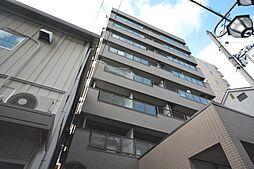 パレユニオン鶴ヶ丘[4階]の外観