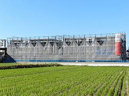 滋賀県近江八幡市千僧供町の賃貸アパートの外観