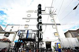駒川エンビィハイツ[2階]の外観