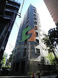 東京都文京区小石川1丁目の賃貸マンションの外観
