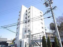 シャトレ平野[7階]の外観
