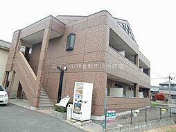 岡山県倉敷市上東丁目なしの賃貸アパートの外観