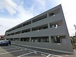 千葉県印西市大森の賃貸マンションの外観