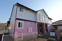 チェリ−吉田[1階]の外観