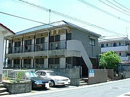 福岡県福岡市南区向新町2丁目の賃貸アパートの外観