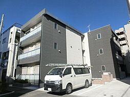東京都江戸川区東小松川3丁目の賃貸マンションの外観