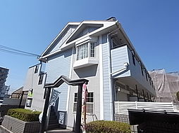 グリーンコートKAWADA[204号室]の外観