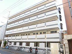 レオ新高[4階]の外観