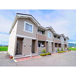 JR大糸線 信濃松川駅 徒歩10分の賃貸アパート
