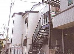 埼玉県草加市瀬崎4丁目の賃貸アパートの外観