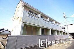 愛知県豊田市宮町7丁目の賃貸アパートの外観