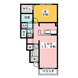 ニュースペース[1階]の間取り