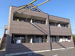 愛知県日進市本郷町御器街道の賃貸アパートの外観
