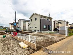 JR東北本線「古河」駅 バス 10分「上辺見東」下車 徒歩 2分