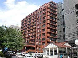 ライオンズマンション中央[8階]の外観