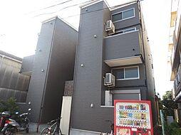 愛知県名古屋市中川区馬手町2丁目の賃貸アパートの外観