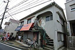 兵庫県神戸市須磨区川上町1丁目の賃貸アパートの外観