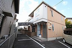 岡山県倉敷市四十瀬丁目なしの賃貸アパートの外観