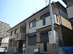 ナチュールB棟[2階]の外観
