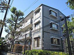 東京都国分寺市西町3丁目の賃貸マンションの外観