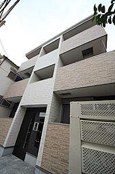 Hブランド尼崎[3階]の外観