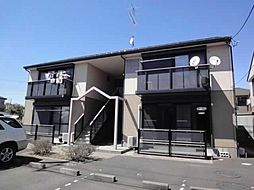 メゾン奈良[2階]の外観