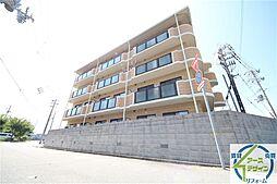 ハイツ福田[2階]の外観