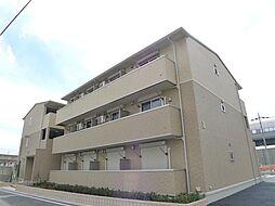 グランドソレーユBABA II・III[2階]の外観