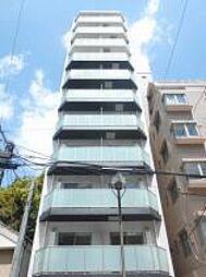 ルクシェール横濱[6階]の外観