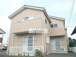 MIKIハイツII−A[1階]の外観