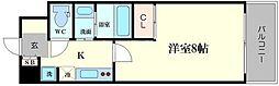 スプランディッドIII[4階]の間取り