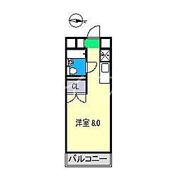 セ・ラ・ヴィ朝倉[1階]の間取り