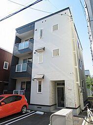 札幌市営東西線 西18丁目駅 徒歩9分の賃貸アパート