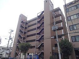 ツインコート平野II番館[4階]の外観