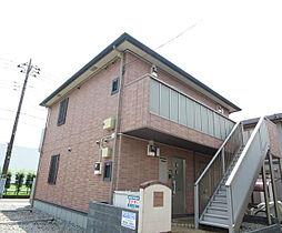 神奈川県川崎市中原区上小田中7丁目の賃貸アパートの外観