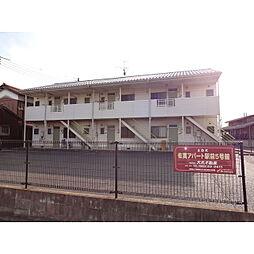 佐貫アパート駅前5号館[202号室]の外観