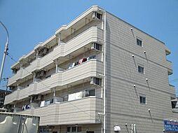 シャルマンビル[4階]の外観