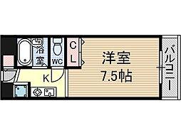コート アネックス[2階]の間取り