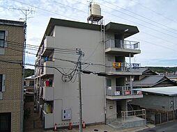 京都府京都市伏見区桃山町中島町の賃貸マンションの外観