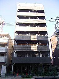 東京都練馬区関町北5丁目の賃貸マンションの外観