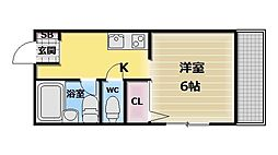 NAO三ノ瀬[303号室]の間取り
