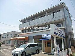 岡山県岡山市中区高屋丁目なしの賃貸マンションの外観