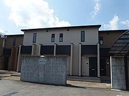 愛知県岡崎市中島町字町後の賃貸アパートの外観