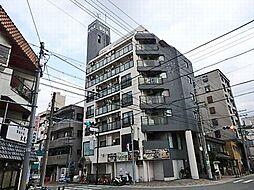 シティーハイツ新今里[4階]の外観