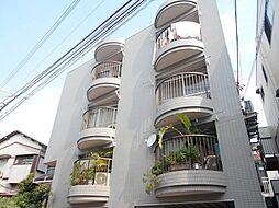 シェッド住吉[2階]の外観