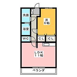 東員駅 5.5万円