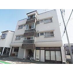 静岡県静岡市清水区川原町の賃貸マンションの外観