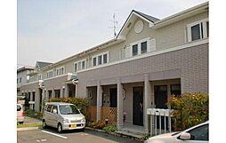 大阪府堺市中区土塔町の賃貸アパートの外観