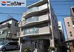 京命マンション[2階]の外観