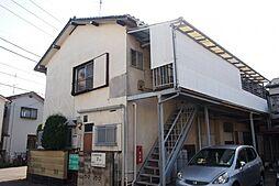 赤坂マンション[202号室]の外観